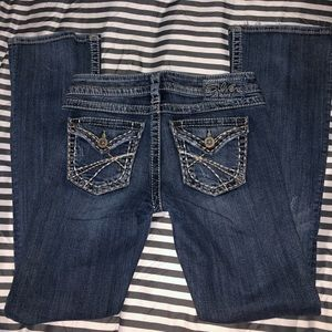 Silver jeans pioneer bootcut